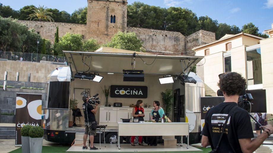 D nia ganadores del concurso cocina sobre ruedas for Canal cocina concursos