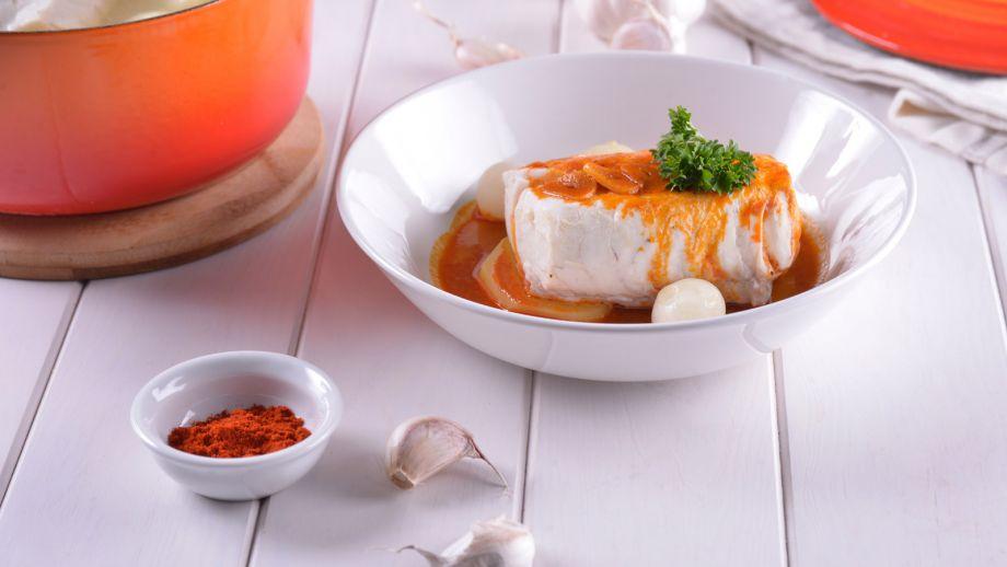 Recetas de cocina merluza a la gallega