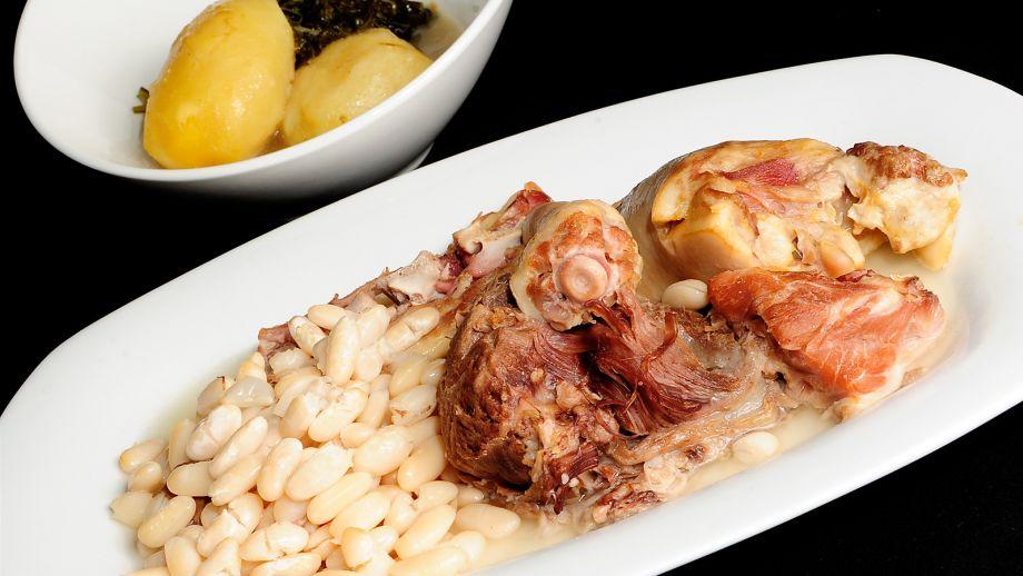 Caldo gallego con alubias Cocinamos contigo Ep: 288