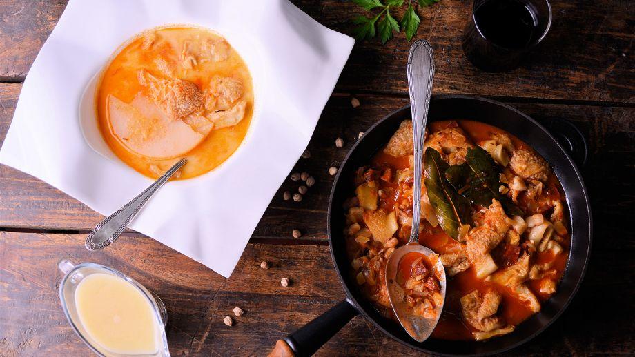 La cocina madrile a platos t picos de madrid especiales canal cocina - La cocina madrid ...