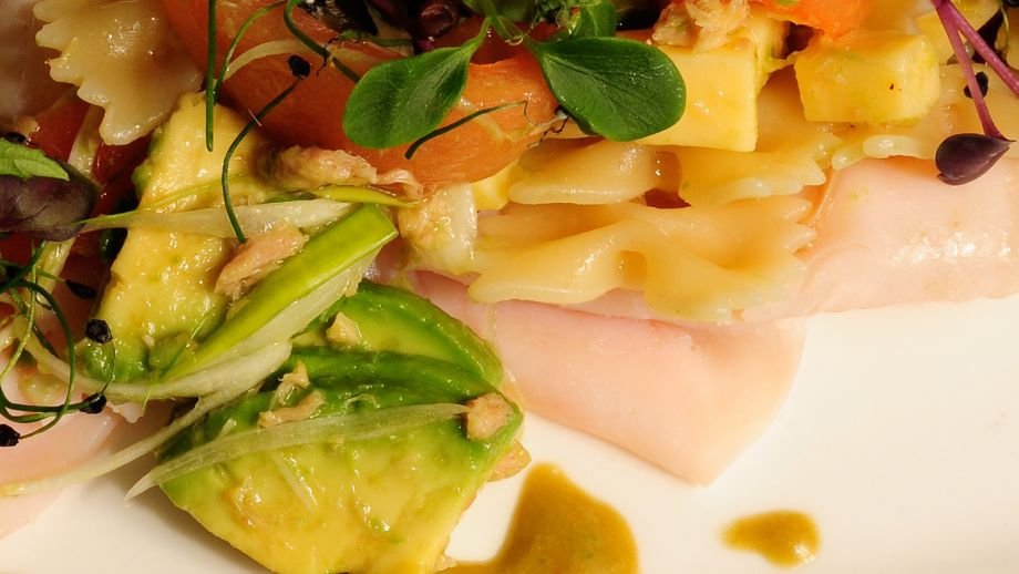 Ensalada de pasta sergio fern ndez receta canal cocina for Canal cocina sergio fernandez