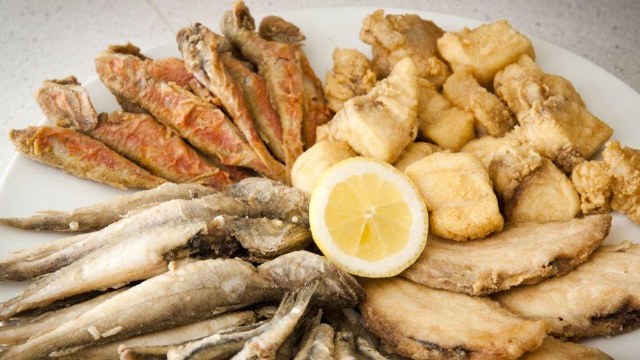 Fritura Andaluza Fernando Tejero Receta Canal Cocina