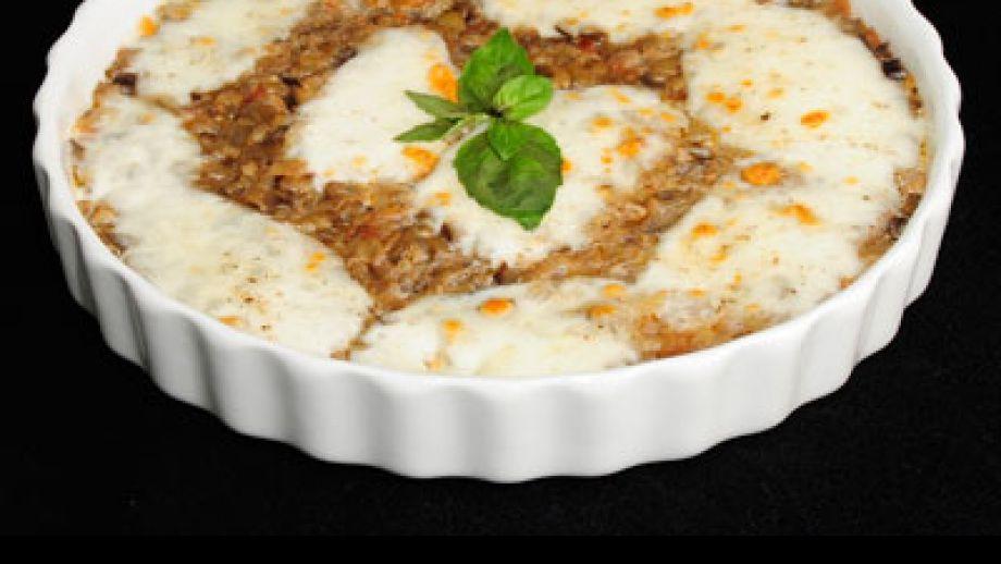 Estofado de berenjenas con tomate y mozzarella elena - Berenjenas con mozzarella ...