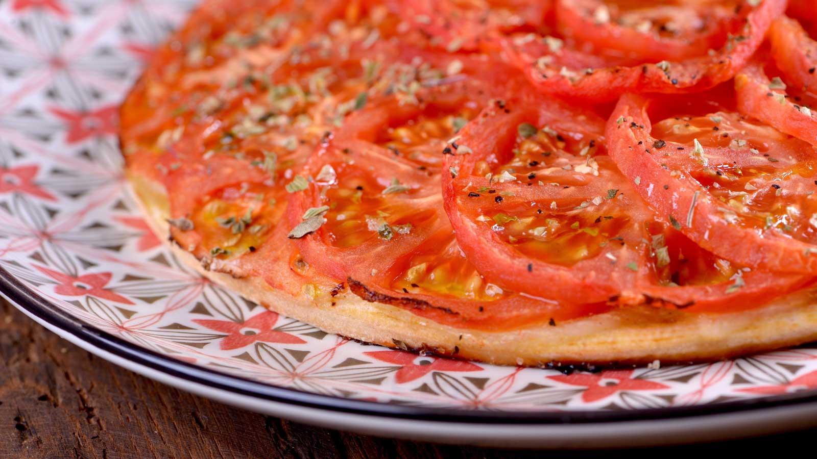 Tarta De Tomate Y Mostaza Masas Saladas Ep 12