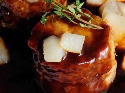 Manitas rellenas de carne diana cabrera receta canal cocina - Diana cabrera canal cocina ...