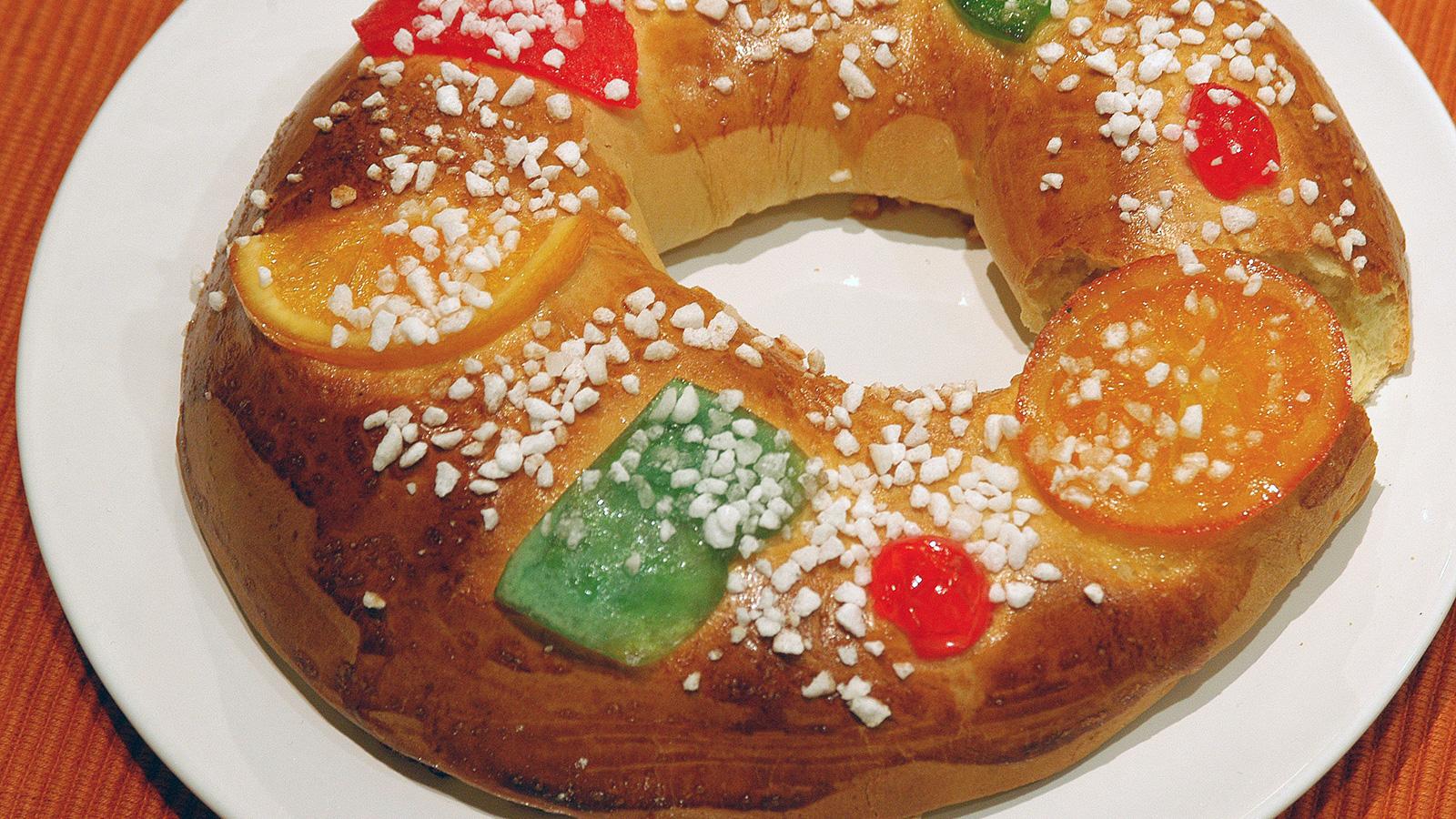 Rosc N De Reyes I Aki Oyarbide Video Receta Canal Cocina