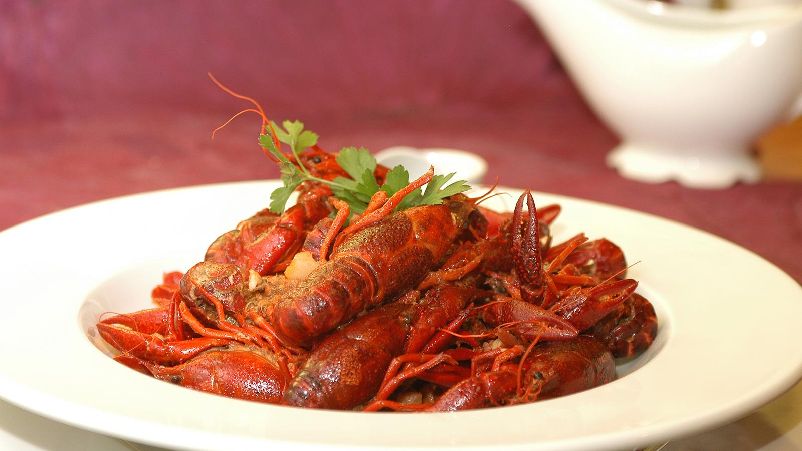 Bonito como cocinar los cangrejos de rio im genes for Cocinar ortigas de mar