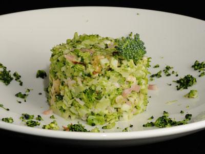 Tartar de br coli diana cabrera receta canal cocina - Diana cabrera canal cocina ...