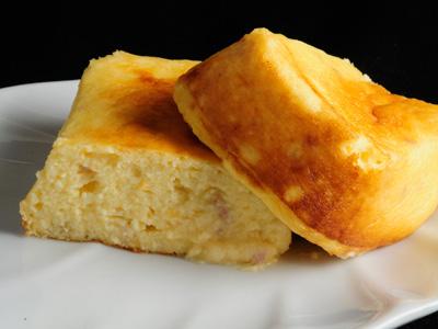 Soufl de patata con beicon diana cabrera receta canal cocina - Diana cabrera canal cocina ...