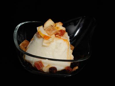 Cuajada de coco con frutas secas diana cabrera receta canal cocina - Diana cabrera canal cocina ...