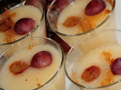 Crema de uvas diana cabrera receta canal cocina - Diana cabrera canal cocina ...