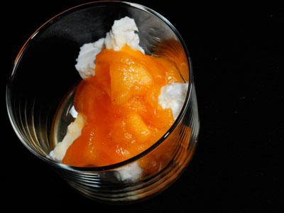 Caquis con reques n y miel diana cabrera receta canal cocina - Diana cabrera canal cocina ...