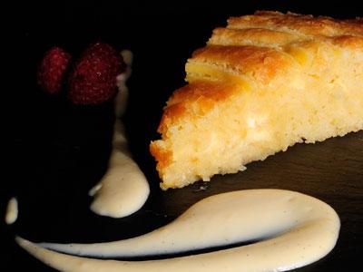 Pastel vasco sergio fern ndez receta canal cocina for Cocina con sergio bizcocho