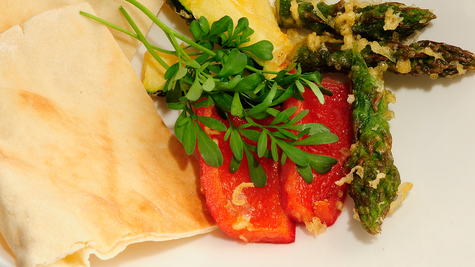 tempura de verduras ana moreno receta canal cocina. Black Bedroom Furniture Sets. Home Design Ideas