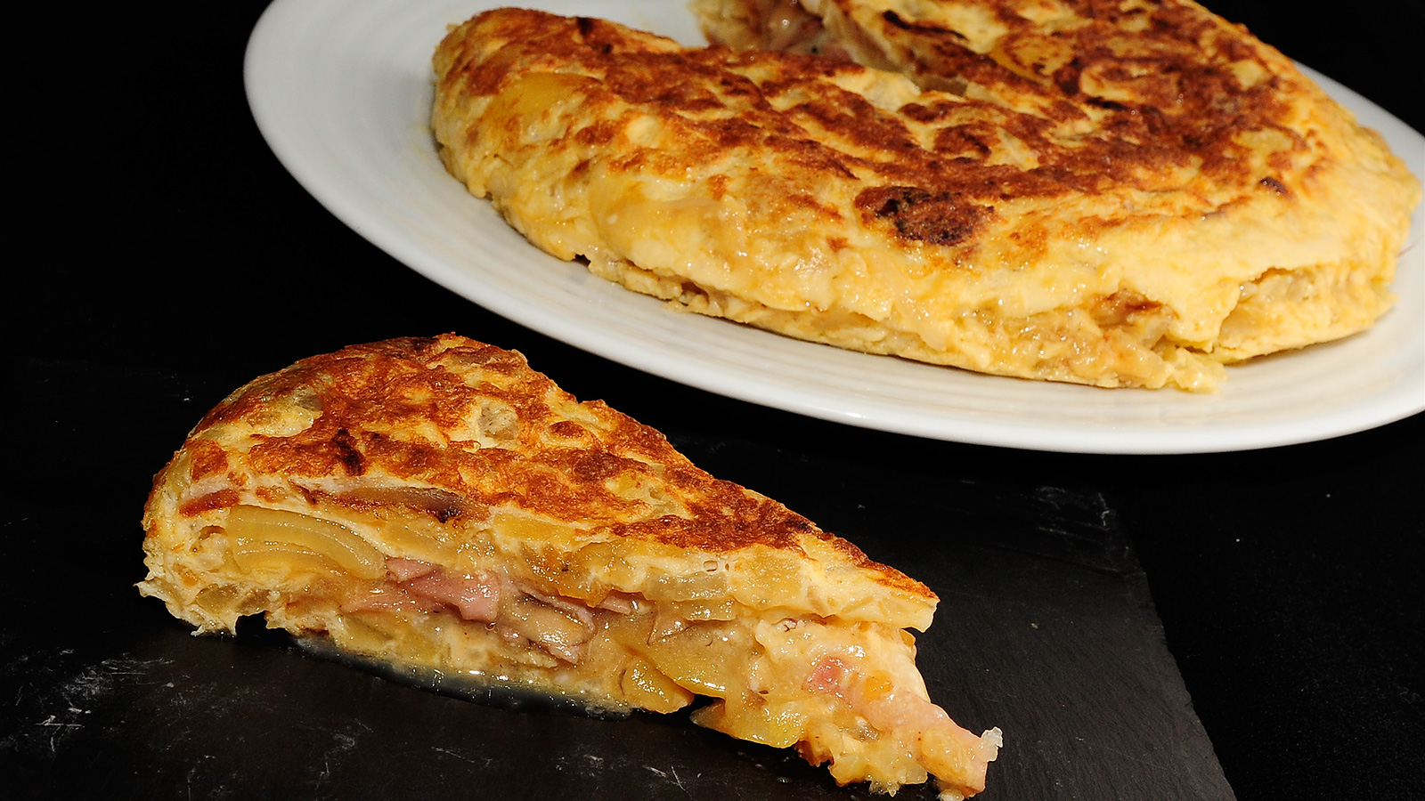 Tortilla pre ada sergio fern ndez receta canal cocina for Canal cocina sergio fernandez
