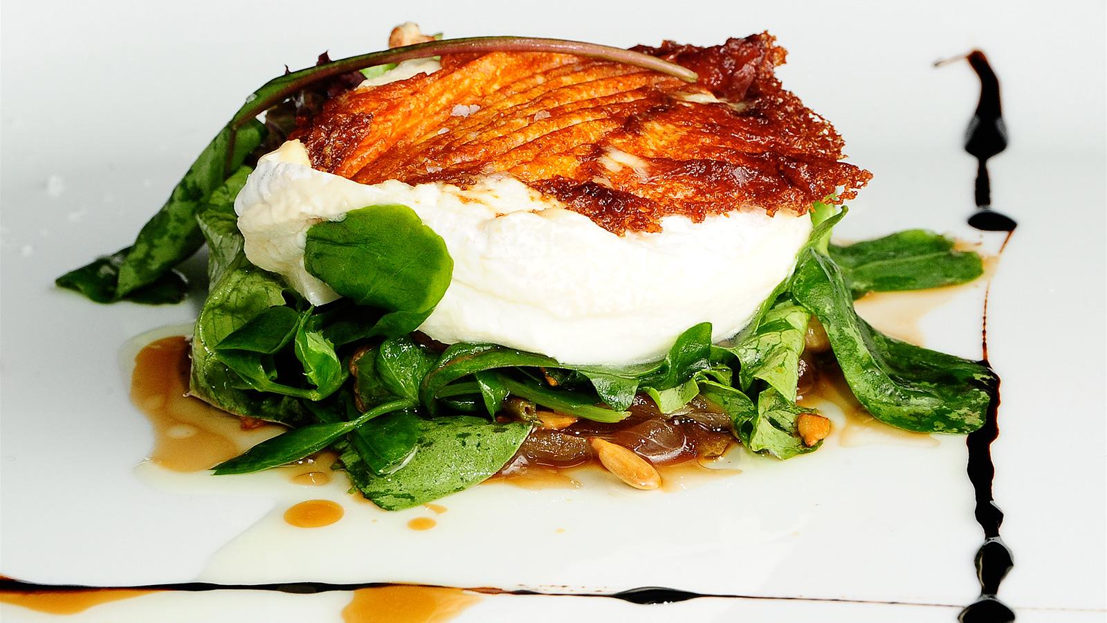 Ensalada gourmet sergio fern ndez receta canal cocina - Ensaladas gourmet faciles ...