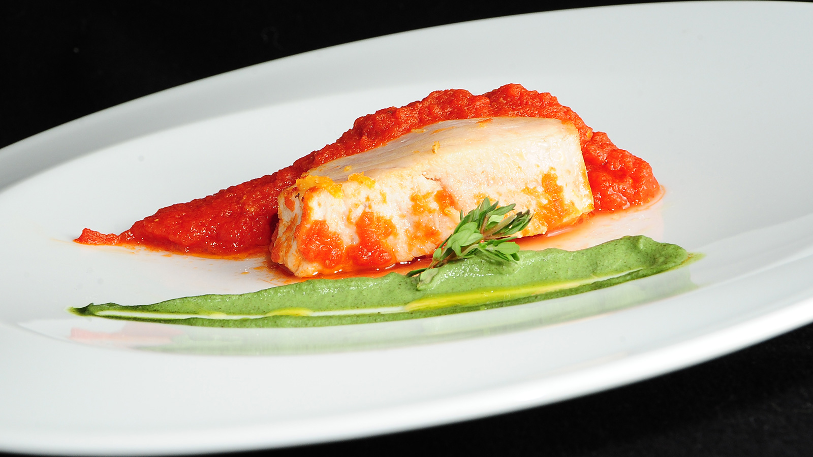 At n con tomate sergio fern ndez receta canal cocina for Canal cocina sergio fernandez