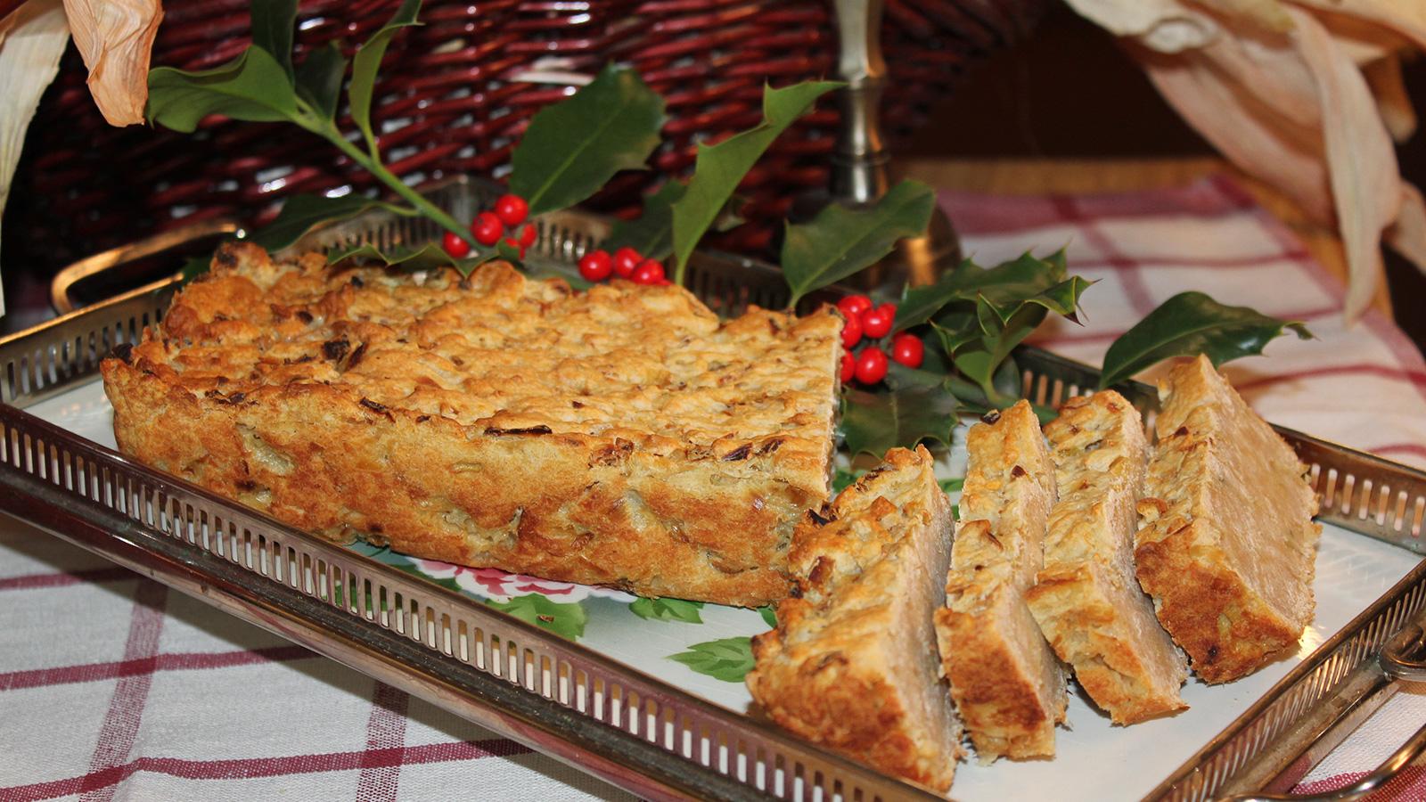 pan de cebolla sor liliana y sor beatriz video receta