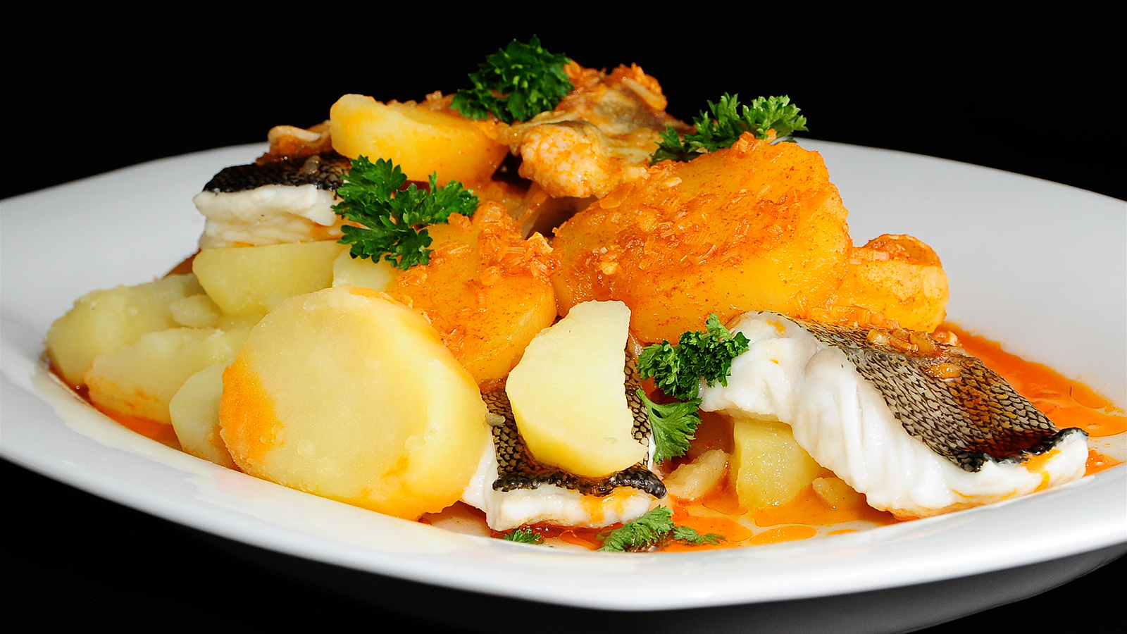 Caldeirada de pescado - Sergio Fernández - Receta - Canal Cocina