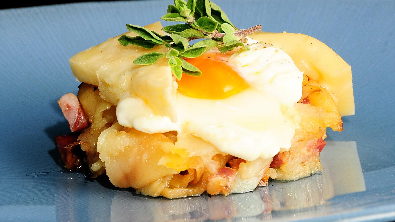 Patatas A Lo Pobre Con Jamón Y Queso Cocinamos Contigo Ep 396