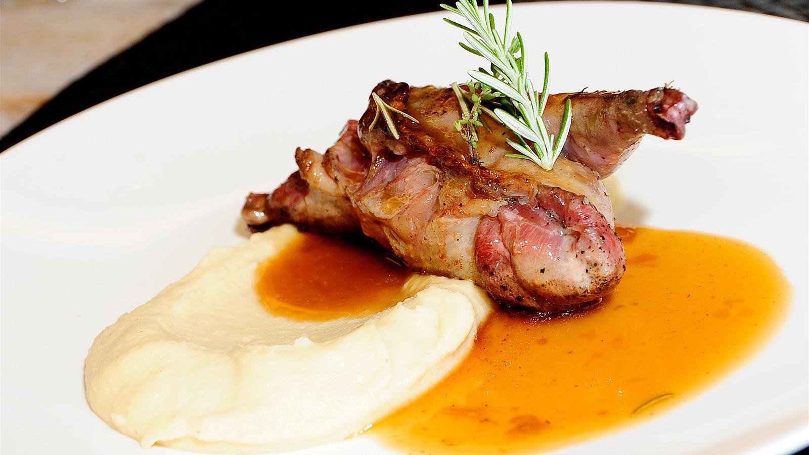 Pich n relleno de foie gras y calabac n dar o barrio - Cocina y cia ...