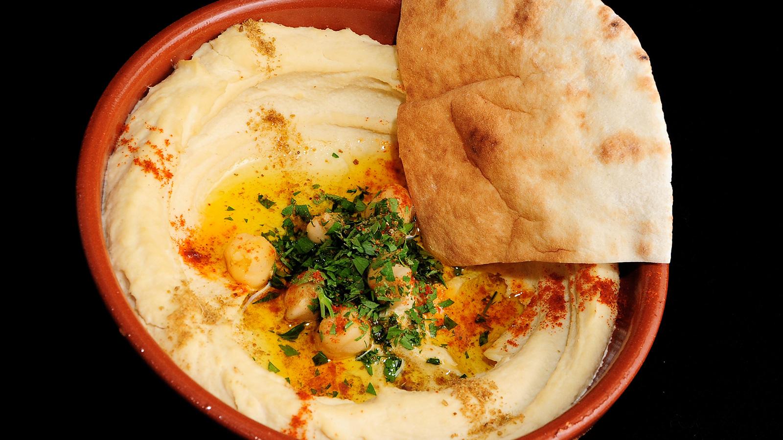 Hummus anud abbassi video receta canal cocina - Canal de cocina ...