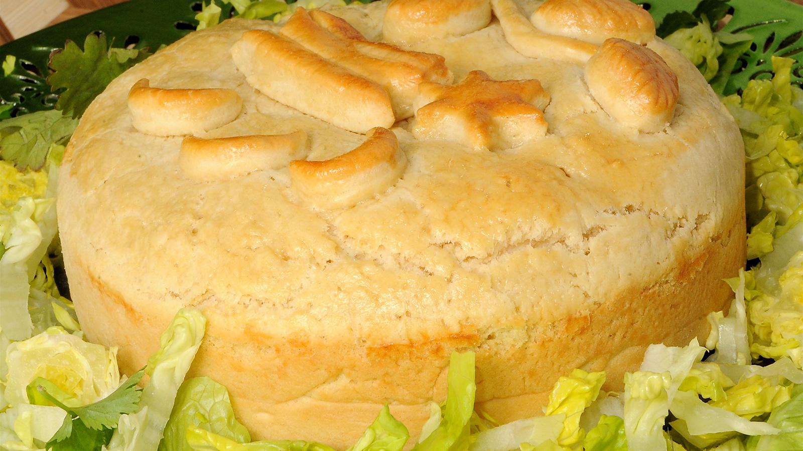 torta de pollo marta c225rdenas receta canal cocina