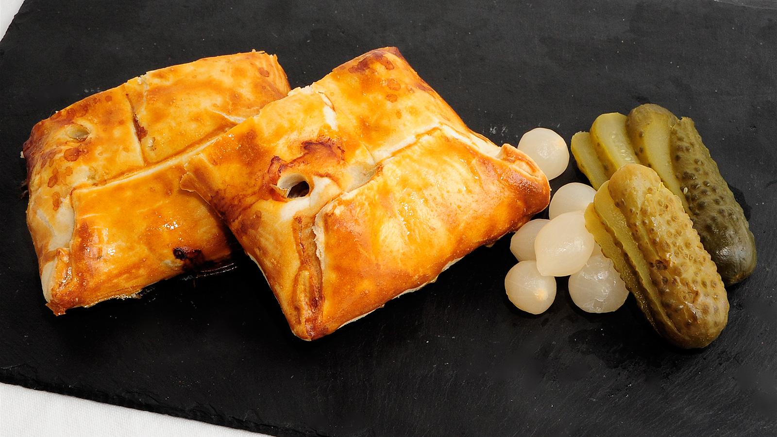 Petits pat s lorrains evelyne ramelet receta canal for Cocina francesa canal cocina