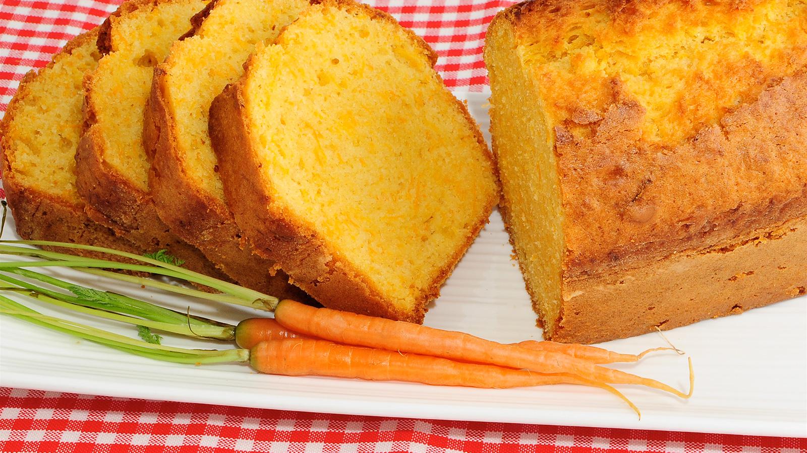 Bizcocho de zanahorias samantha vallejo n gera samantha for Cocina con sergio bizcocho