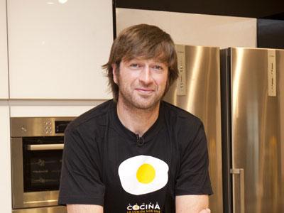 Showcooking con julius para presentar los productos de for Canal cocina cocina de familia