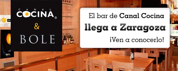 Concurso bar canal cocina en zaragoza canal cocina for Canal cocina concursos