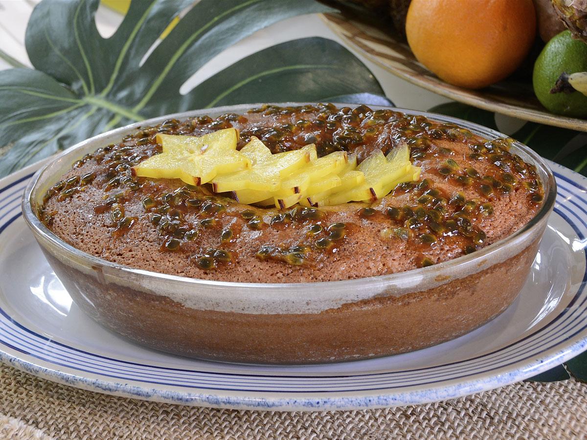 Cocina Brasileña | Bolo De Maracuja Pastel De Maracuya Juliana Aguiar Receta