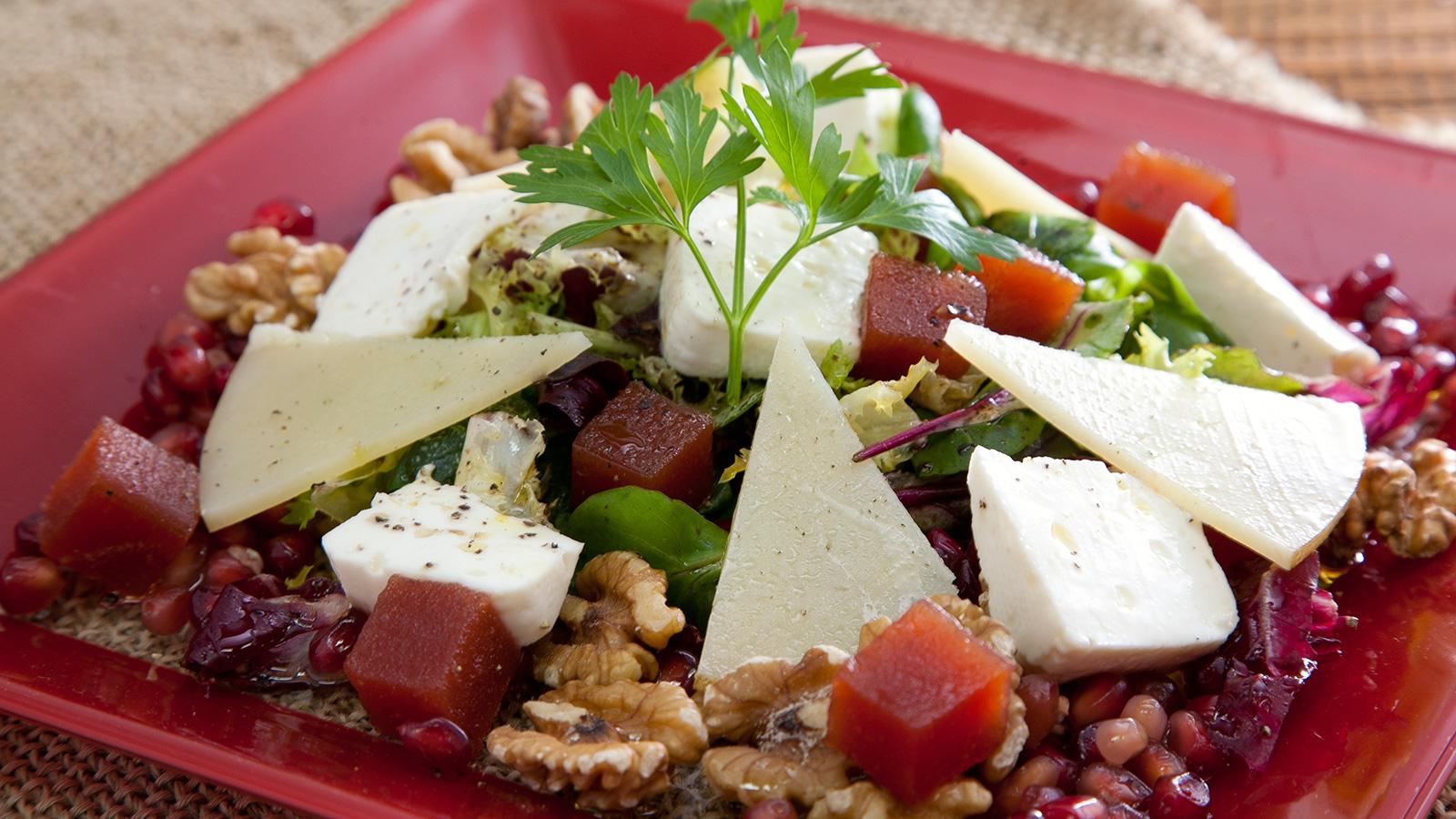 ensalada de oto o julius julio bienert receta