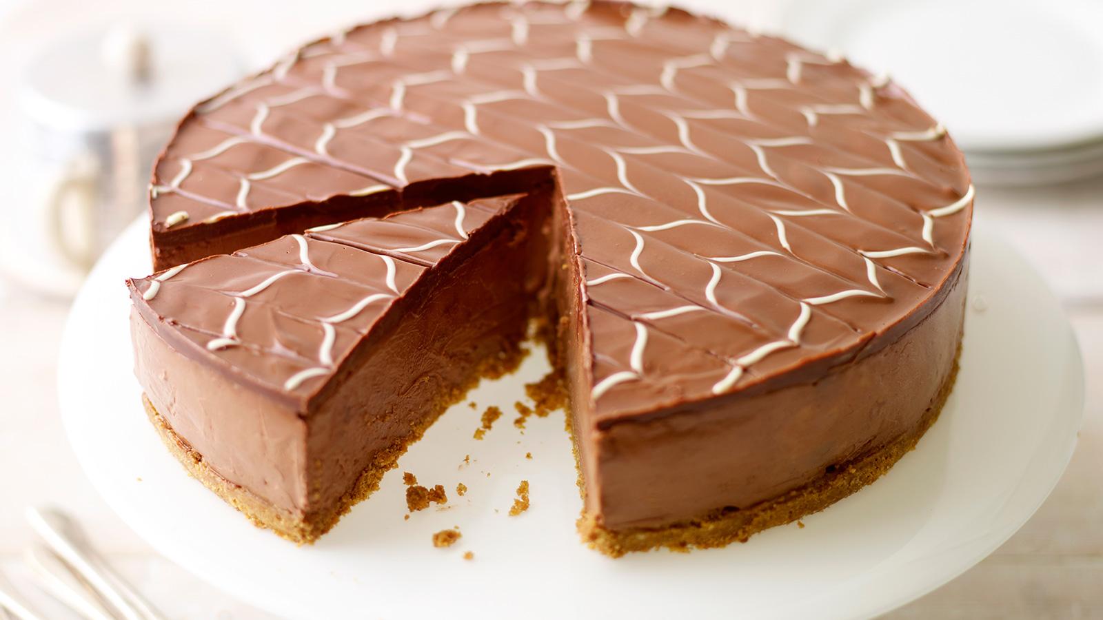 Как приготовить чизкейк в домашних условиях шоколадный