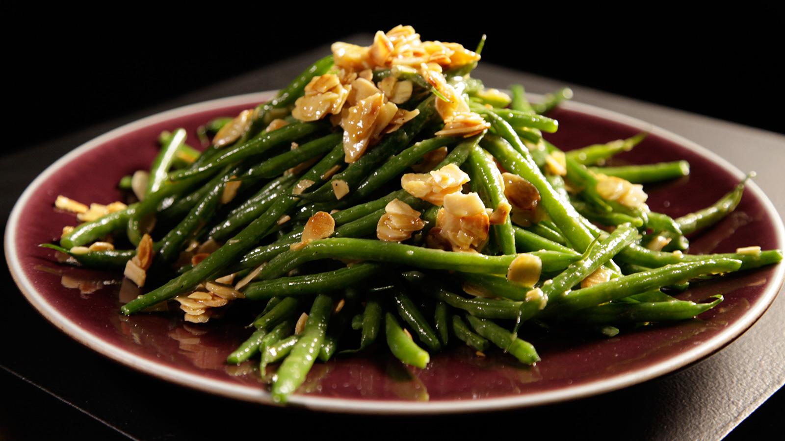 Ensalada de jud as verdes ali ada con mostaza green bean salad with mustand dressing gordon - Tiempo coccion judias verdes ...