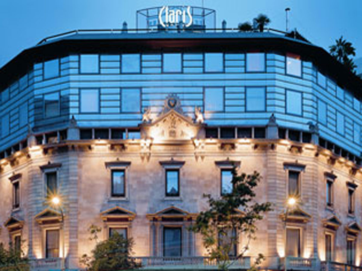 Especial men s navide os en los mejores hoteles for Hotel paris barcelona