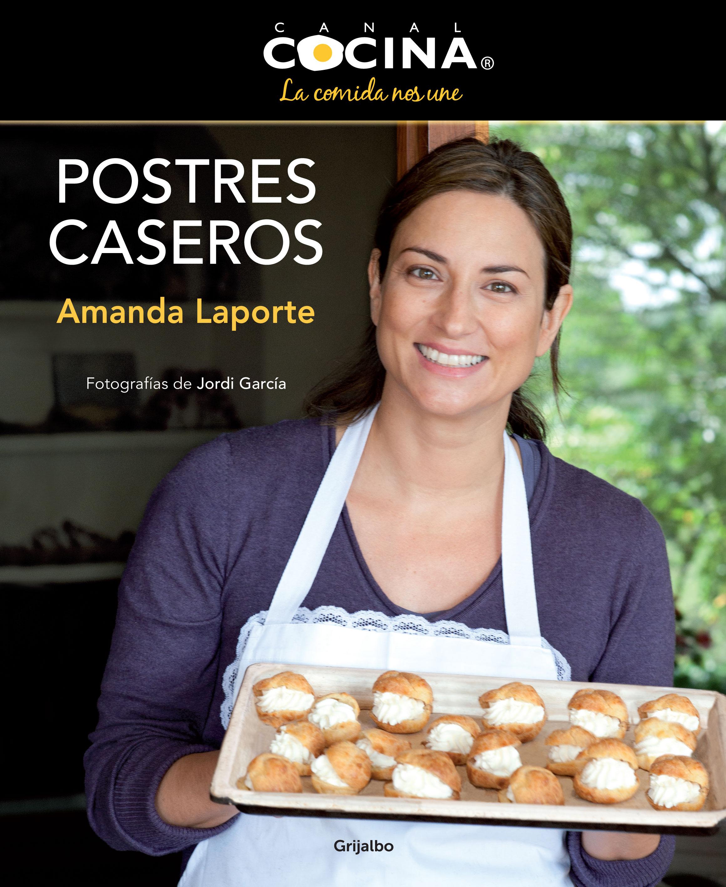 Los postres de amanda laporte en canal cocina noticias for Canal cocina cocina de familia