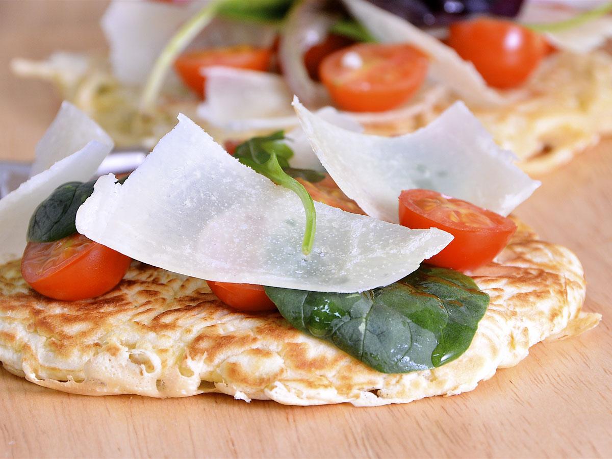 Pizza de espaguetis diana cabrera receta canal cocina for Diana cabrera canal cocina