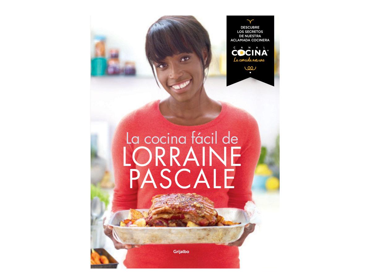 Llega el libro la cocina f cil de lorraine pascale for Videos de cocina facil
