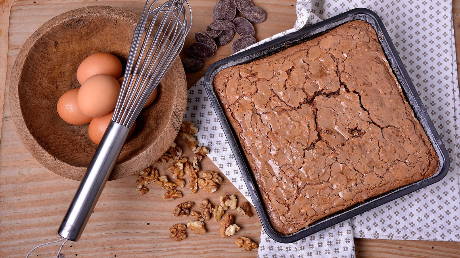 brownie matthew scott receta canal cocina