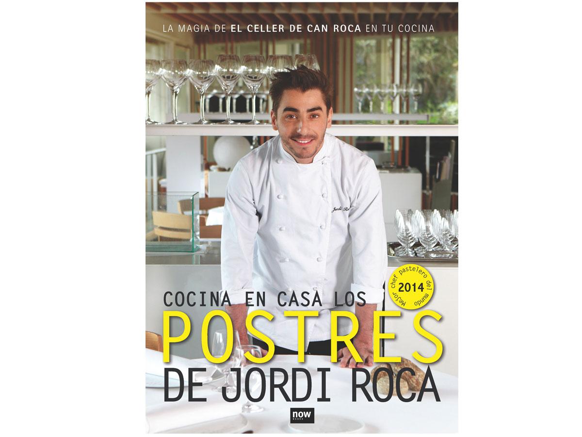 Cocina en casa los postres de jordi roca noticias for Canal cocina cocina de familia