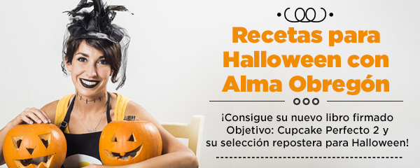 Recetas para Halloween con Alma Obregón - Canal Cocina
