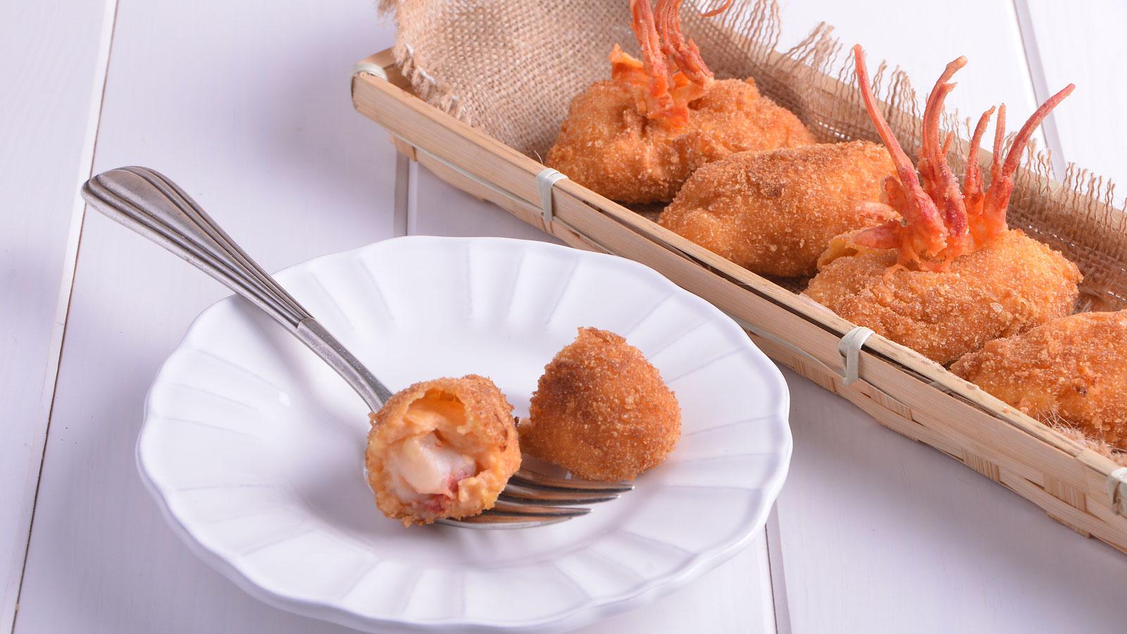 Las mejores recetas de croquetas especiales canal cocina - Canal cocina thermomix ...