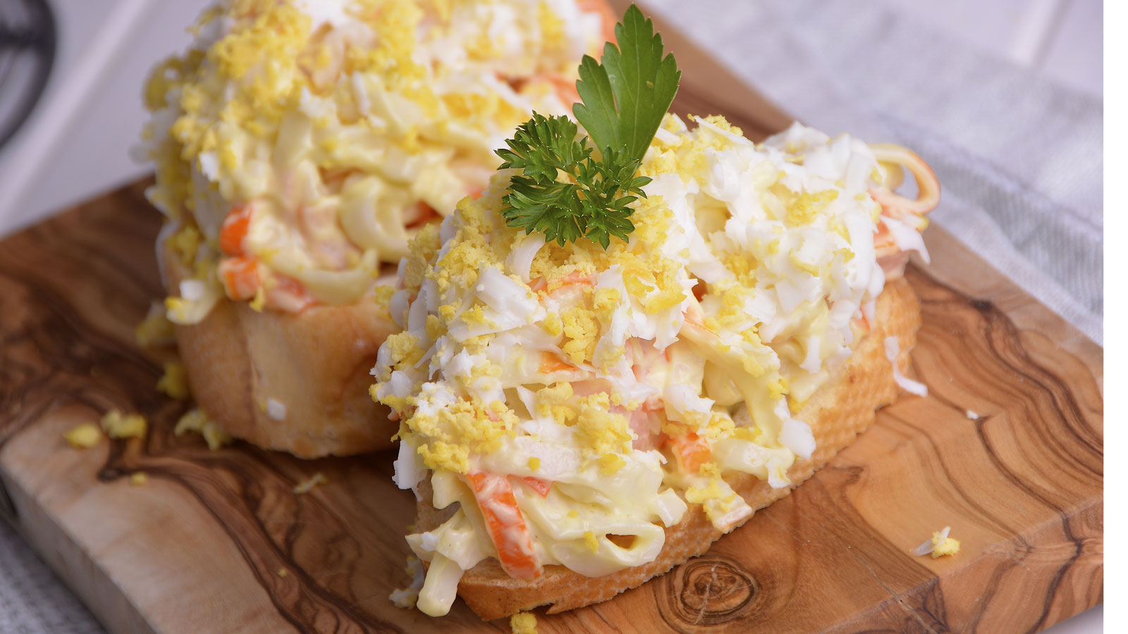 recetas de pinchos mayonesa