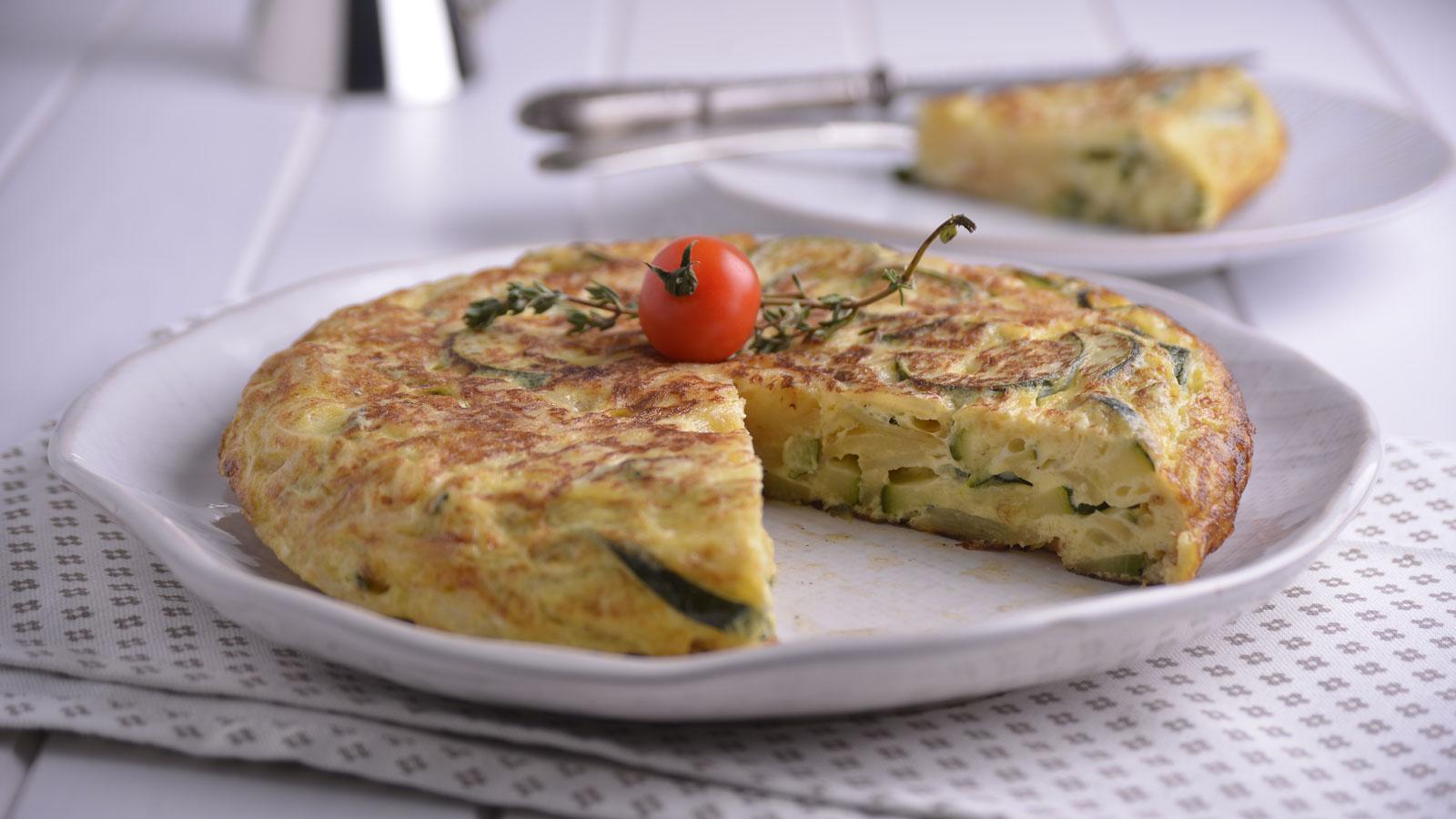Las Mejores Recetas De Tortillas De Patatas Especiales Canal  ~ Tortilla De Patatas Baja En Calorias