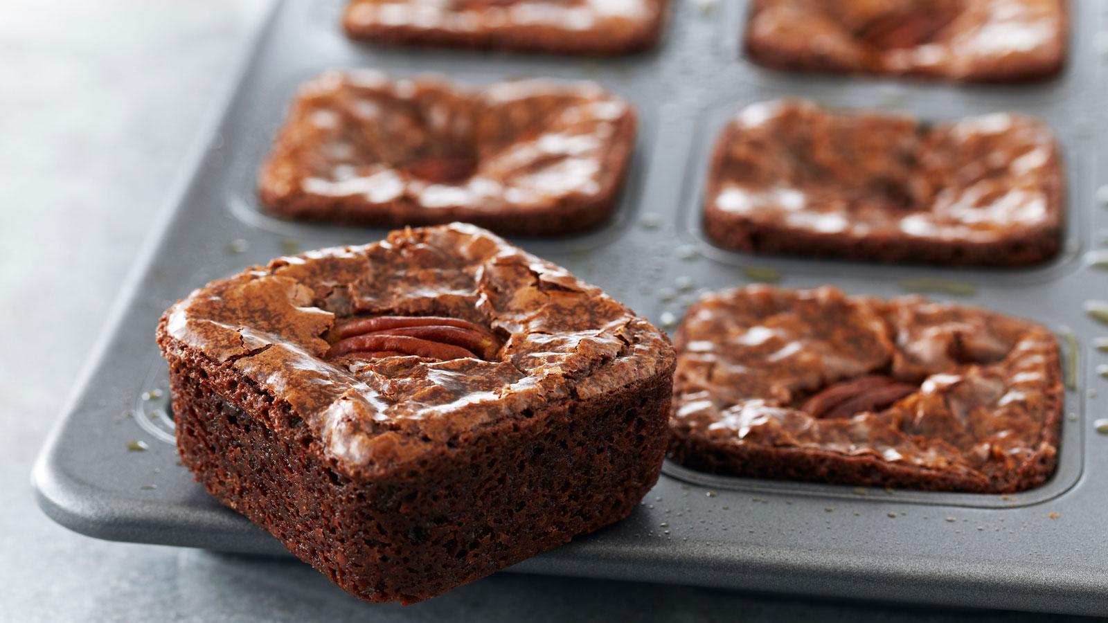 Brownie De Chocolate Fudge Brownie Anna Olson Receta
