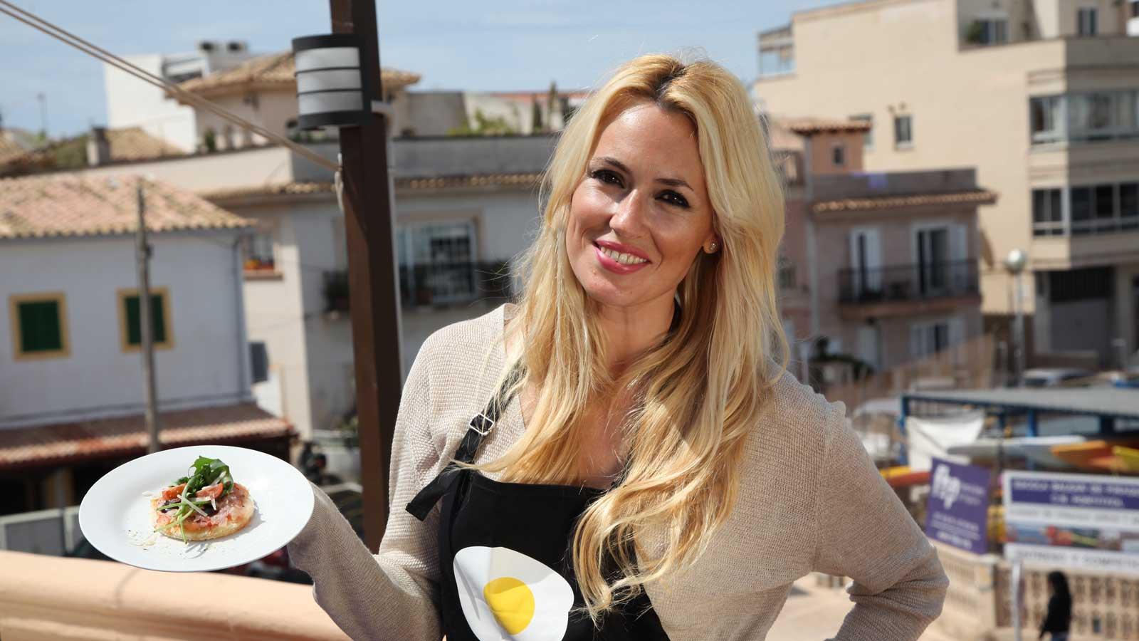 Carolina cerezuela cocineros canal cocina - Canal cocina cocineros ...