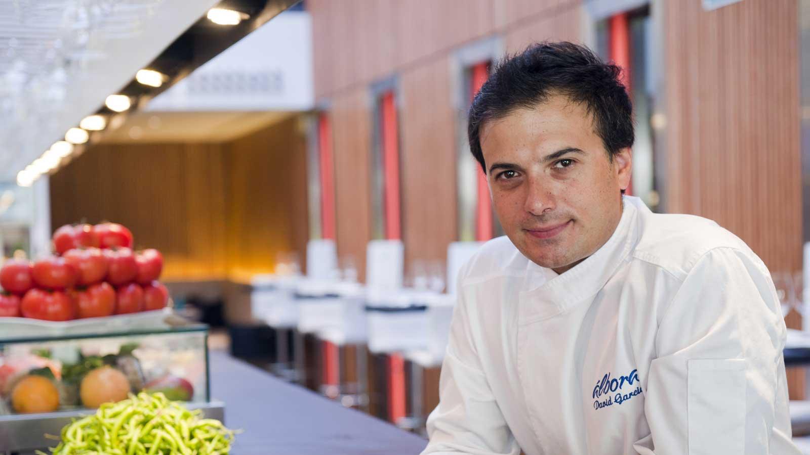 David garc a cocineros canal cocina for Cocineros de canal cocina