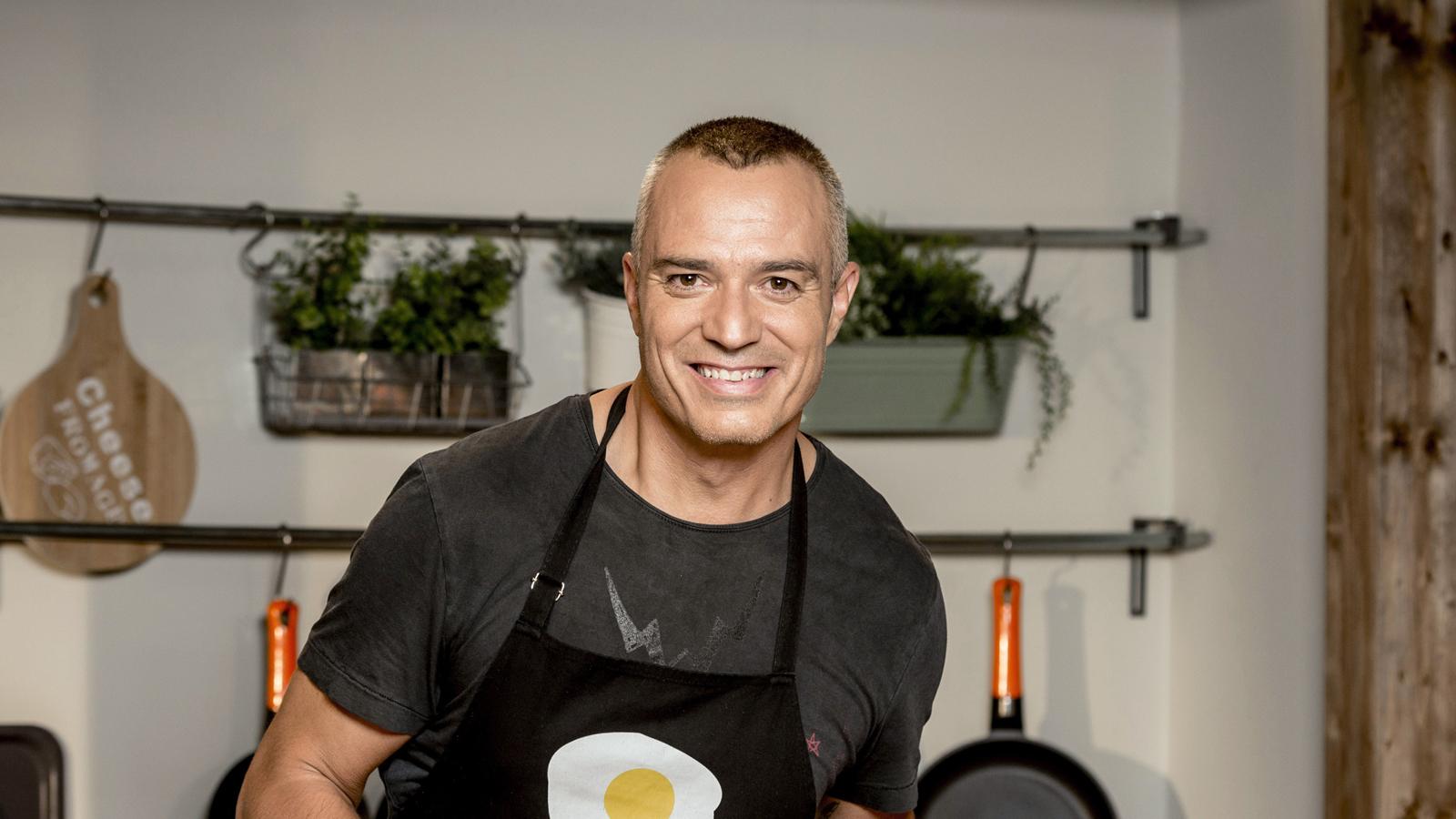 Juan pozuelo cocineros canal cocina for Cocineros de canal cocina