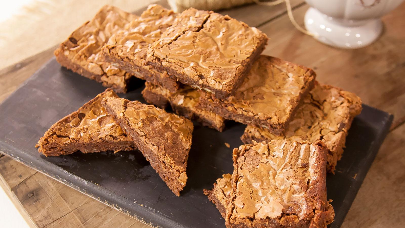 brownie de leche condensada virginia sar receta